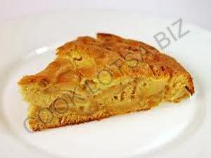 Пирог Заливные яблоки