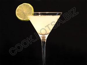 Коктейль с лимонным соком