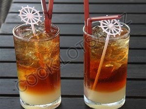 Коктейль Long Island Ice-tea
