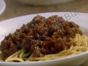 Спагетти Болоньезе от Джейми Оливера