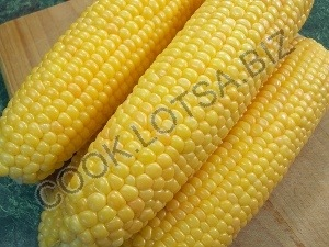 Кукуруза вареная