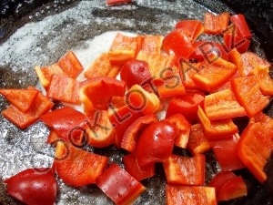 Салат овощная фантазия