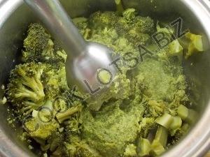 Пюре из брокколи