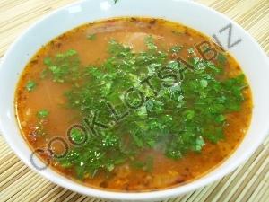 Суп Харчо по-домашнему