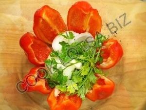 Маринованные помидоры в нежном маринаде